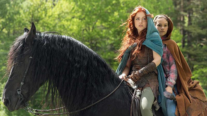 Albion, el caballo encantado película mágica