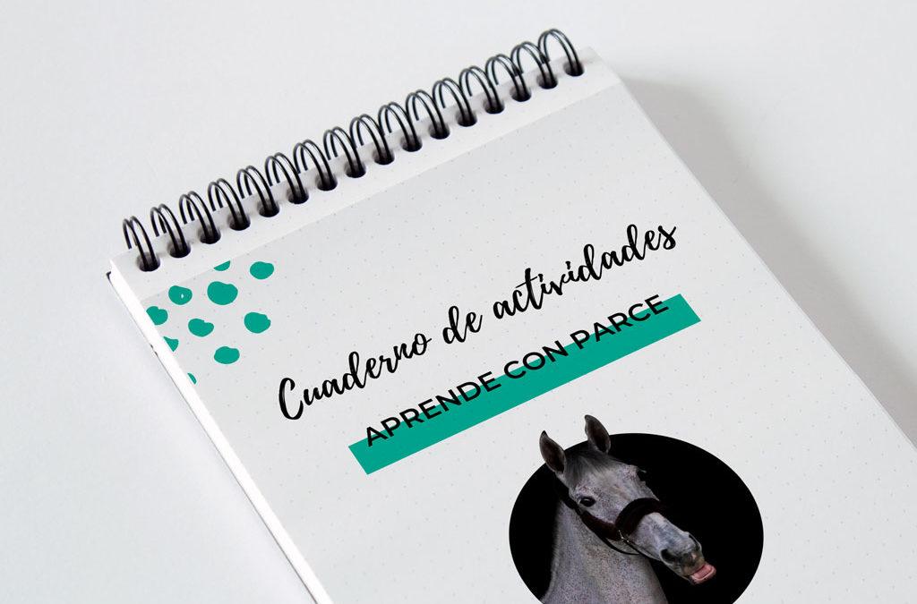 Cuaderno de actividades para pequeños jinetes