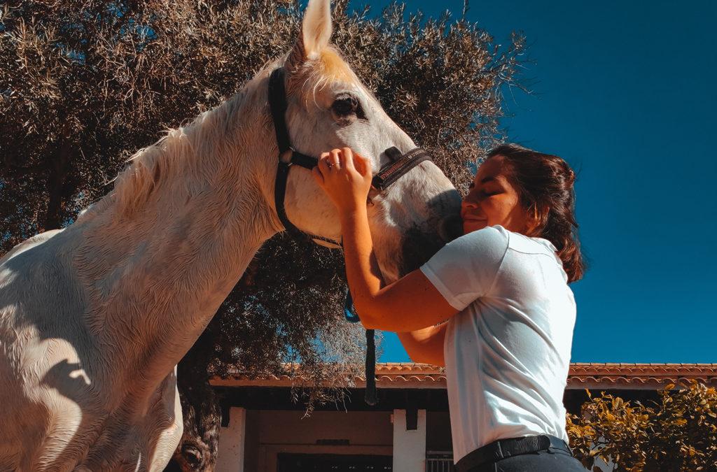 Mi caballo y yo: Julia y Zalaque