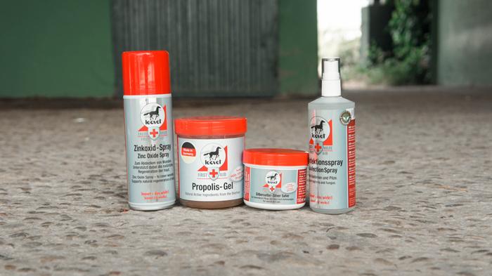 productos primeros auxilios leovet
