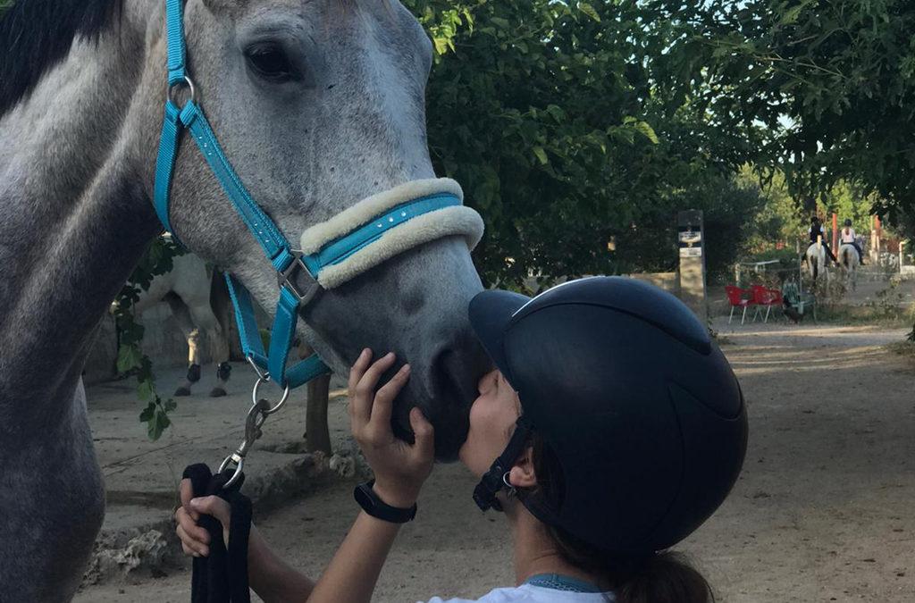 Mi caballo y yo: Mariemma, Electra NC y Ranchero
