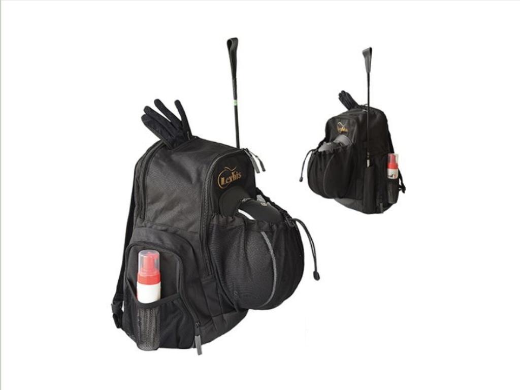 mochila lexhis groom bag especial para competición