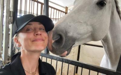 5 celebrities amantes de los caballos