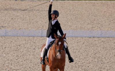 Conoce más sobre: Equitación Paraecuestre