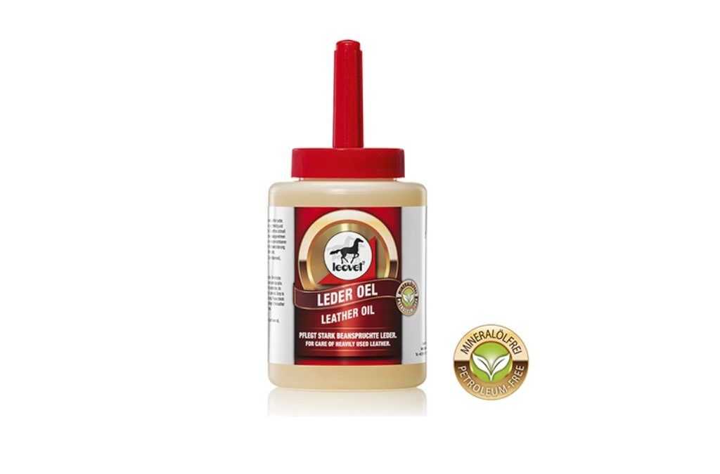 Aceite para cuero Leather Care de Leovet