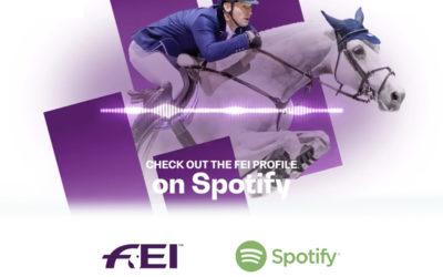 Encuentra a la FEI en Spotify